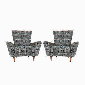 Mid-Century Sessel von Theo Ruth für Artifort, 1950er, 2er Set