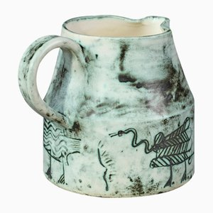 Mid-Century Ceramic Jug by Jacques Blin, 1950s