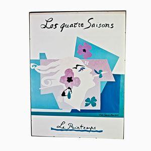 Yves Saint Laurent Plakat, 1983