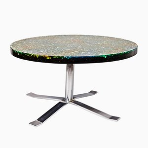 Coffee Table by Pierre Giraudon, 1960s