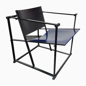 FM61 Chair by Radboud Van Beekum for Pastoe, 1980s