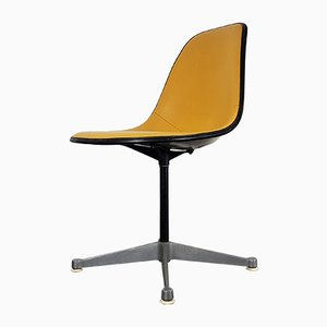 Vinyl PSC-1 Swivel Chair by Charles & Ray Eames for Herman Miller, 1975