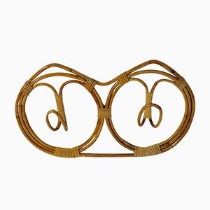 Rattan Coat Hook by Franco Albini & Franca Helg for Pierantonio Bonacina, 1961