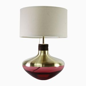 Rosa M1 Museum Lampe aus Messing von Utopia & Utility