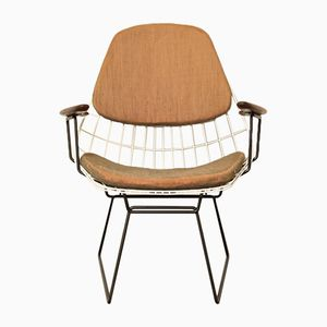 FM06 Wire Lounge Chair by Cees Braakman & Adriaan Dekker for Pastoe