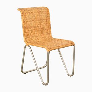 Model No. 2A Diagonal Chair by Willem Hendrik Gispen for Gispen, 1980s