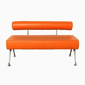 Model Kuros Orange Lounge Bench from Kastel