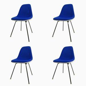 DSX Stühle von Charles & Ray Eames für Herman Miller, 1960er, 4er Set