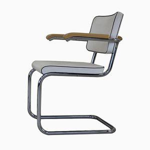 S64 Stuhl von Mart Stam für Thonet, 1980