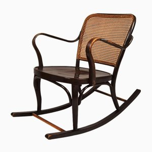 A752 Rocking Chair by Josef Frank for Thonet, 1930s