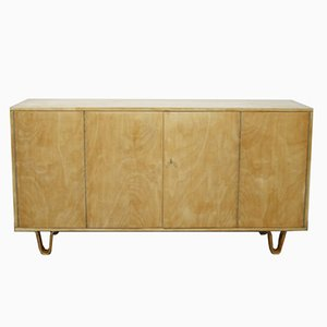 DB02 Birch Credenza by Cees Braakman for Pastoe, 1960s