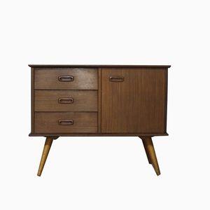 Vintage Small Teak Cabinet