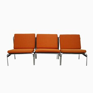 Mid-Century Sessel, 3er Set