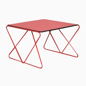 Coffee Table by Walter Antonis for I-Form, 1978