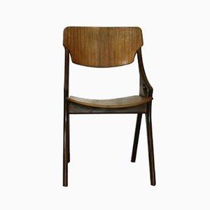 Teak Dining Chair by Arne Hovmand Olsen for Mogens Kold, 1960s