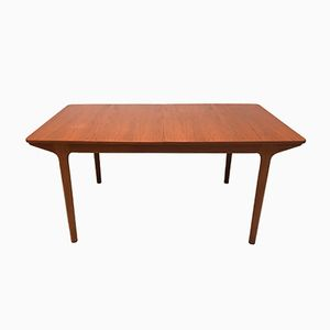 Mid-Century Modern Teak Dining Table by Tom Robertson for McIntosh, 1960s