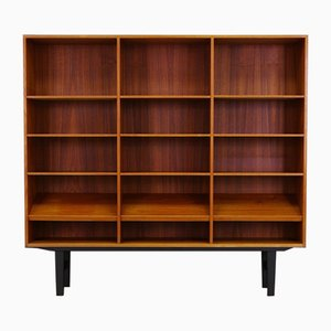 Vintage Danish Teak Bookshelf by Carlo Jensen for Hundevad & Co.