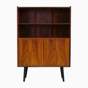 Vintage Danish Rosewood Shelving Unit