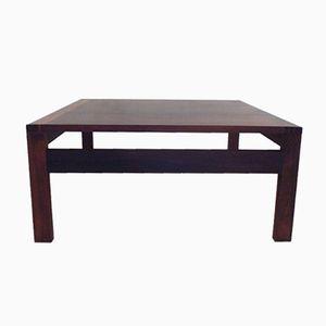Rosewood Side Table by Ole Gjerløv-Knudsen & Torben Lind for France & Søn, 1960s