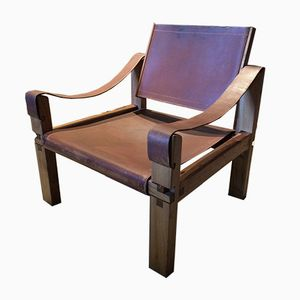 S10 Lounge Chair by Pierre Chapo, 1977