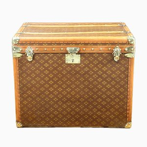 Steamer Trunk from Aux Etats-Unis, 1930s