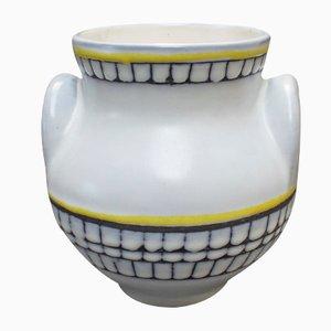 Vase à Oreilles aus Keramik von Roger Capron, 1950er