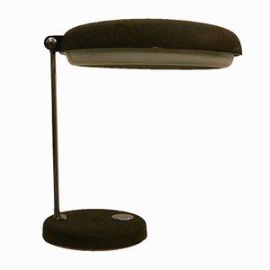 Mid-Century Black and Chrome Desk Lamp by Egon Hillebrand for Hillebrand, 1960s