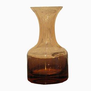 Vaso vintage in vetro di Friedrich, Germania