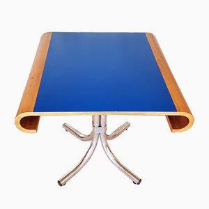 Vintage Swiss Desk or Bistro Table by Jürg C. Schindler
