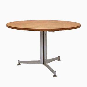 Dining Table by Preben Fabricius & Jørgen Kastholm for Kill International, 1960s