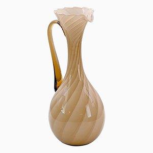 Murano Vase by Tommaso Barbi, 1960s