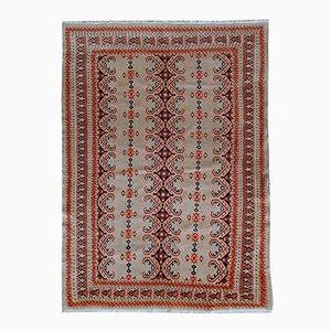 Hangefertigter Uzbekischer Vintage Bukhara Teppich, 1960er