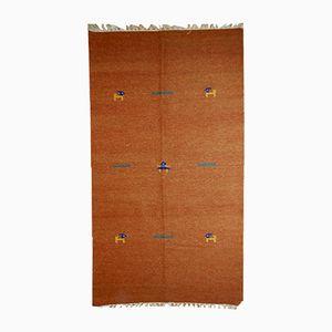 Persischer Handgeknüpfter Vintage Gabbeh Kilim Teppich, 1970er