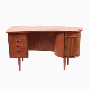 Kidney Desk by Kai Kristiansen for Feldballes Møbelfabrik, 1950s