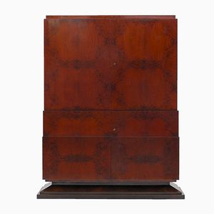Vintage French Cabinet from Maison Dominique, 1934