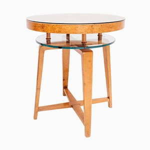 French Side Table, 1940s