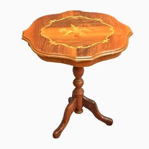 Mahogany Side Table, 1950s