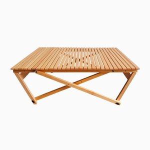 Table Pliante Modèle A6 par Jean-Claude Duboys pour Maison Attitude, 1980s