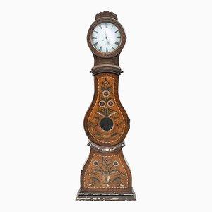Antique Swedish Mora Style Clock
