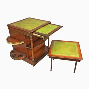 Mahogany Bar Cabinet, 1950s
