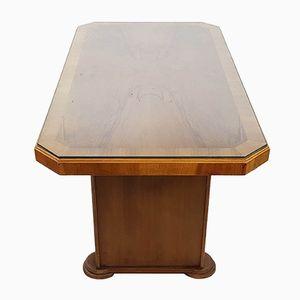 Antique Art Deco Writing Table, 1915