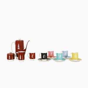 Set da tè di Potacki per Ćmielów, anni '60