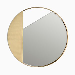 Miroir Mural Revolution No. 1 par 4P1B Design Studio, Carolina Becatti & Antonio de Marco pour Edizione Limitata