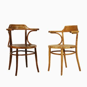 Armchairs from Thonet, 1930s, Set of 2