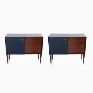 Sideboards by F.Lli Proserpio, 1960s, Set of 2