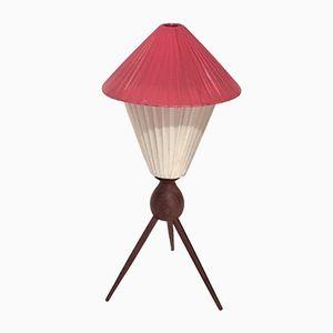 Dreibein-Tischlampe, 1960er