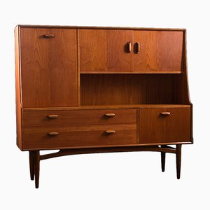 Vintage Teak Sideboard by E. Gomme for G-Plan, 1960s