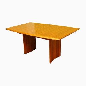 Tavolo grande vintage in teak di Vejle Stole Mobelfabrik