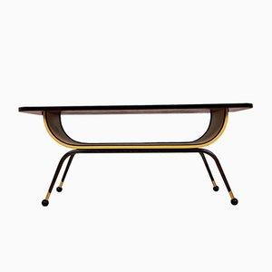 Tavolino da caffè Mid-Century di Raymond Loewy per Arvin, anni '50