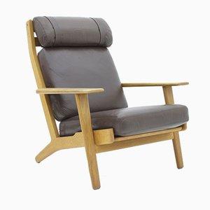 GE 290 Sessel von Hans J. Wegner für Getama, 1960er